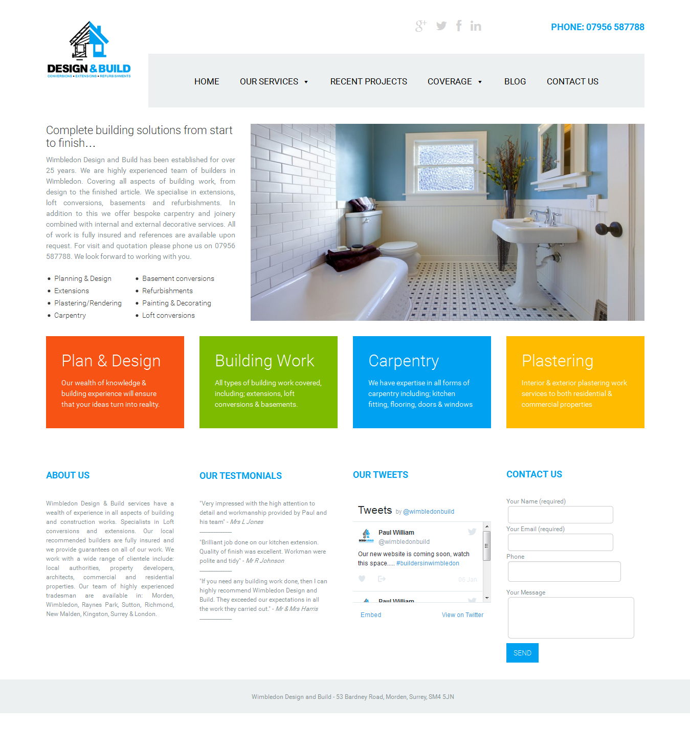 Red king digital web design marketing agency based for Building design website